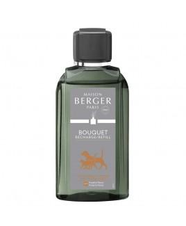 Parfum Berger ricarica per bouquet a bastoncini anti odori animali 200ml