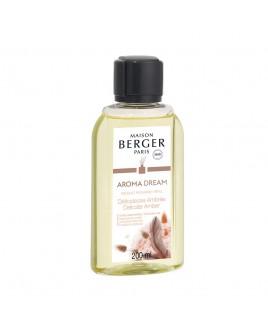 Parfum Berger ricarica per bouquet a bastoncini Aroma Dream Delicatesse Ambree 200ml