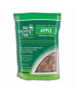 Legnetti affumicatori Chips Melo Big Green Egg BGE113962