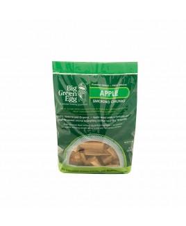 Legnetti affumicatori Chips Melo Big Green Egg BGE114617