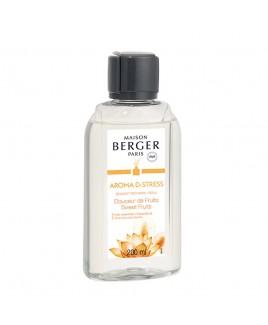 Parfum Berger ricarica per bouquet a bastoncini Aroma D Stress Douceur de Fruits 200ml