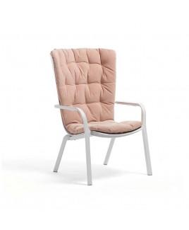 Cuscino per poltrona Folio Comfort Rosa quarzo Nardi 3630001066