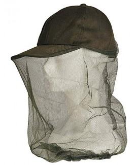 Retina ripara insetti con cappello Verdemax V005068