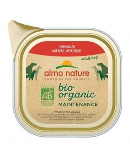 Alimento cane Almo Nature Bio Organic manzo 100g