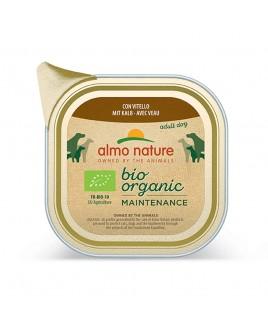 Alimento cane Almo Nature Bio Organic vitello 100g