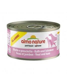 Alimento cane Almo Nature HFC Cuisine vitello e prosciutto 95g