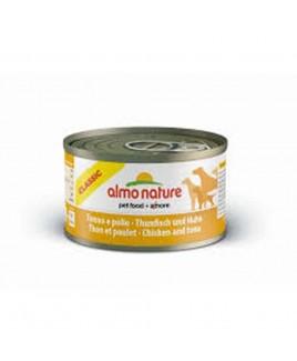 Alimento cane Almo Nature HFC Natural Tonno e pollo 95g