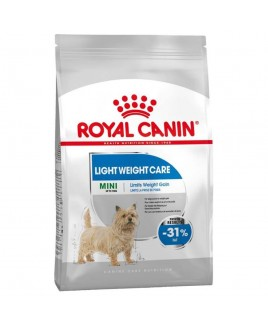 Alimento cane Royal Canin Breed Health Nutrition Mini Light Weight Care 1kg
