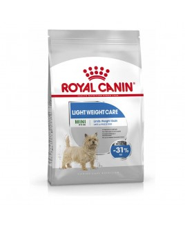 Alimento cane Royal Canin Breed Health Nutrition Mini Light Weight Care 3kg