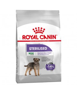 Alimento cane Royal Canin Breed Health Nutrition Mini Sterilised 1kg
