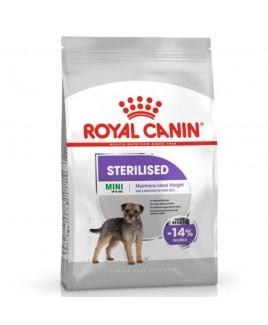 Alimento cane Royal Canin Breed Health Nutrition Mini Sterilised 3kg