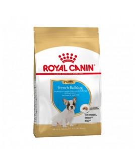 Alimento cane Royal Canin Breed Health Nutrition Puppy Bulldog Francese 3kg
