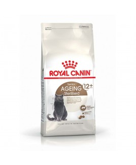 Alimento gatto Royal Canin Feline Health Nutrition sterilised ageing 12 anni e piu 400g