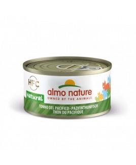 Alimento gatto Almo Nature HFC natural tonno del pacifico 70g