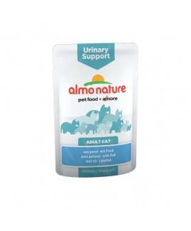 Alimento gatto Almo Nature sensitive urinary support con pesce 70g