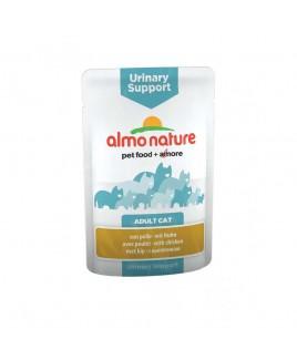 Alimento gatto Almo Nature sensitive urinary support con pollo 70g