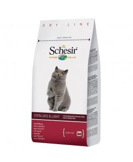 Alimento gatto Schesir Sterilized 1,5kg