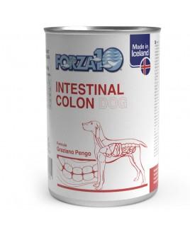 Alimento secco per cani Forza 10 Intestinal Colon active per Cani Formula Dottor Pengo lattina da 390g