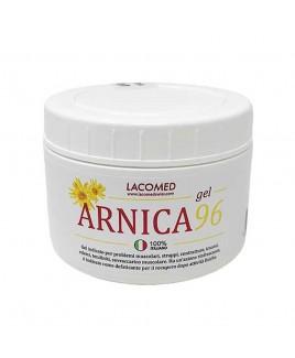 Arnica Gel 96% Gel contro traumi distorsioni, Antinfiammatorio 250ml Lacomed