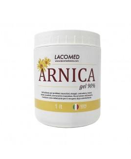 Arnica Gel 90% per distorsioni e contusioni 1 litro Lacomed