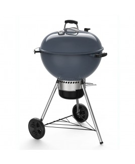 Barbecue Weber Master Touch GBS C5750 diam 57 cm Blu ardesia