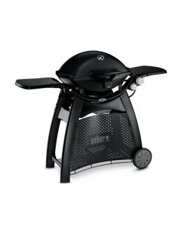Barbecue Weber Q3200 nero con stand 57012329