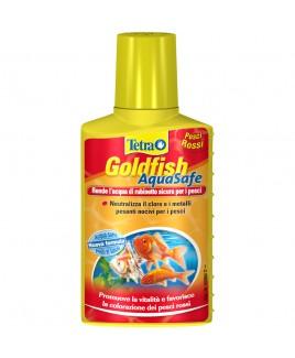 Biocondizionatore Tetra Goldfish AquaSafe 100ml