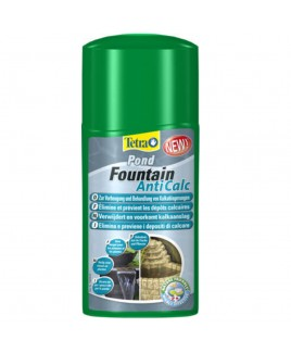 Biocondizionatore Tetra Pond Fountain AntiCalc 250ml