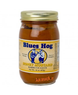 SALSA BLUES HOG HONEY MUSTARD 453g