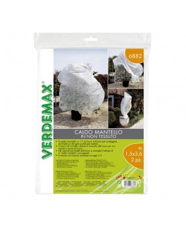 Caldo mantello anti freddo per piante in TNT Verdemax V006882