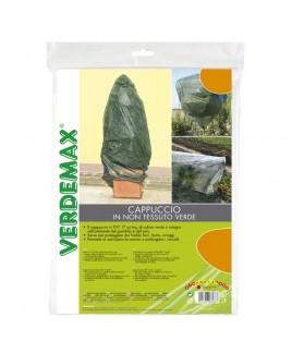 Cappuccio in TNT verde 1x1,6 m Verdemax (busta 2 pz) V006586