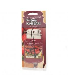 Car Jar Black Cherry Yankee Candle