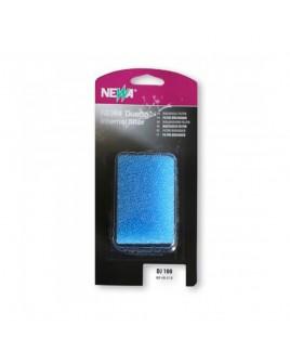 Cartuccia filtrante spugna blu filtro biologico DJ100 Newa