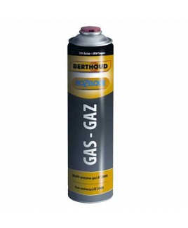 Cartuccia gas 600 ml per diserbante termico a gas Hozelock 284057