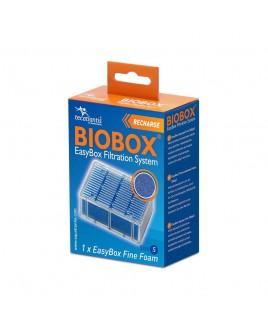 Cartuccia per filtro Easybox S Spugna fine Zolux