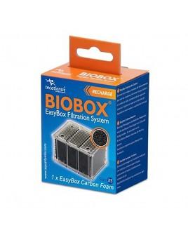 Cartuccia per filtro Easybox XS Carbone Zolux