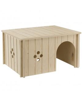 Casetta in legno SIN 4647 CASETTA CONIGLI MAXI