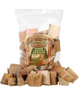 Chunks per affumicatura aroma Alder Ontano 1,5kg Axtschlag