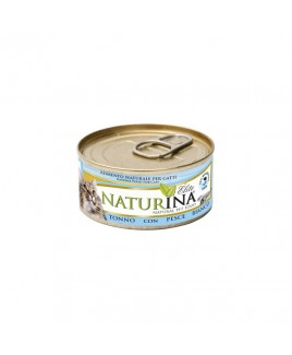 Elite Umido Tonno con Pesce Bianco 70g Naturina