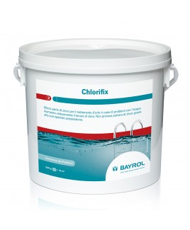 Cloro attivo in granulare Bayrol Chlorifix 5 kg clorifix