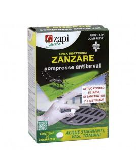Compresse antilarvali Zapi confezione da 20 pezzi