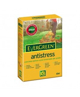 Concime Antistress per prato 2kg Evergreen KB