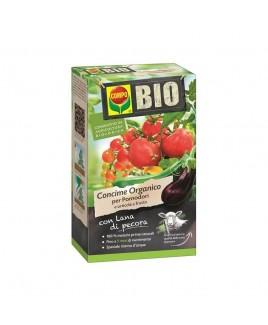 Concime Bio Lana di pecora per pomodori Compo da 750 gr