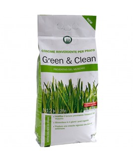 CONCIME GREEN & CLEAN KG 4 Herbatech