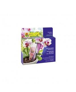 Concime nutrimento in gocce per orchidee 5 fiale Compo