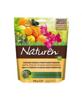 Concime per agrumi e piante mediterranee 750g Naturen KB