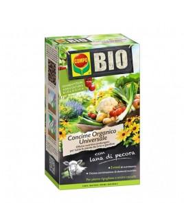 Concime universale con Lana di Pecora Compo Bio 2kg