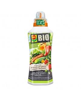 Concime universale per piante orticole e da frutto Compo Bio 1 litro