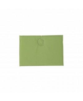 Cuscino magnetico rettangolare verde Emu 307120030012