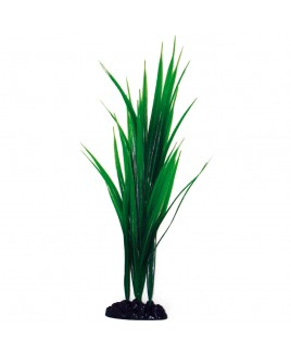 Decorativo acquario pianta Bamboo Medio Wave